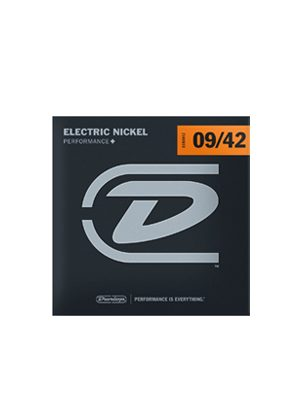 سیم گیتار الکتریک 42-09 +Dunlop Performance