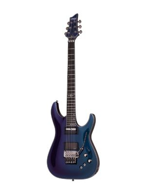 گیتار الکتریک Schecter Hellraiser Hybrid C-1 FR S Ultra Violet