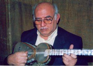 استاد محمود شاطریان