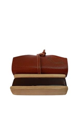 کلیفون ویولن Leather Wood