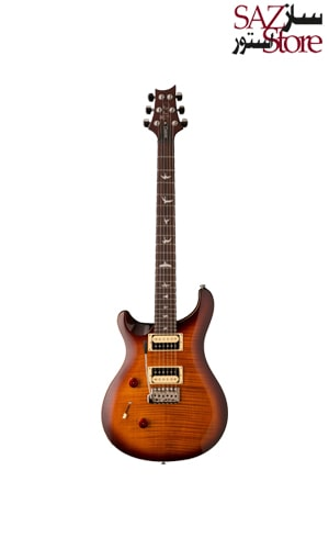 گیتار الکتریک PRS SE Custom 24 Left Handed Tobacco Sunburst
