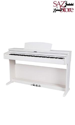 پیانو دیجیتال Dynatone SLP-210 WH