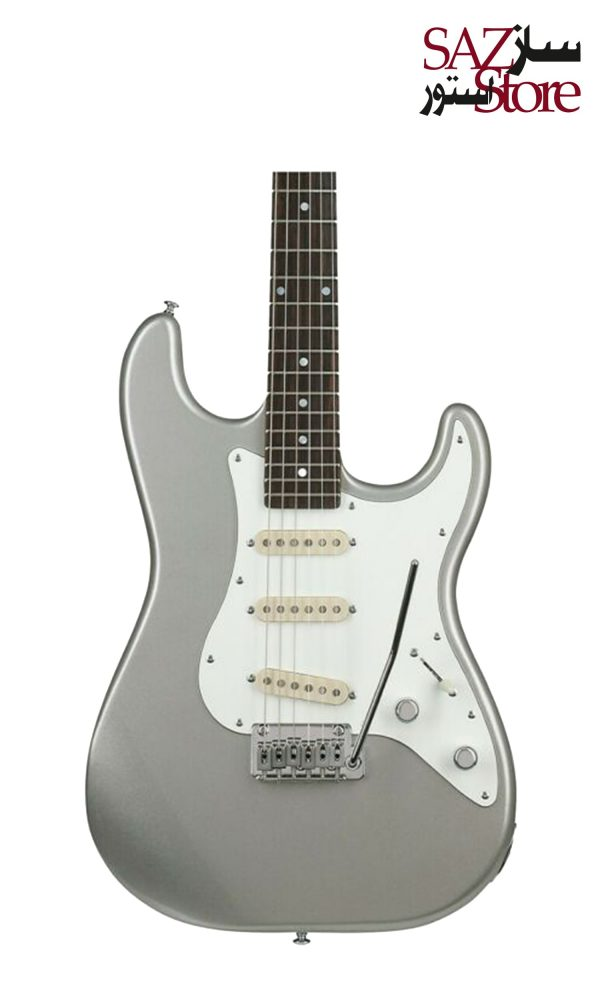 گیتار الکتریک Schecter Nick Johnston Traditional Atomic Silver