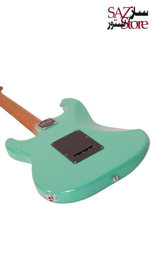 گیتار الکتریک Schecter Nick Johnston Traditional H/S/S Atomic Green
