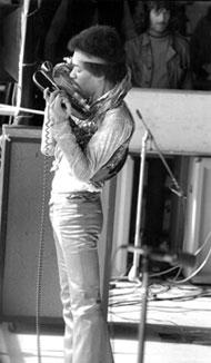 جیمی هندریکس Jimi Hendrix