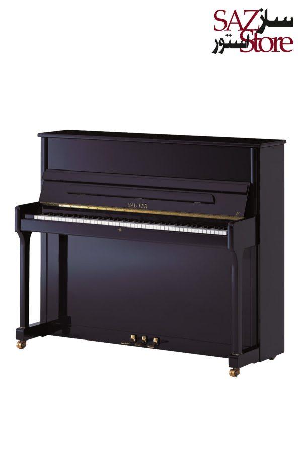 پیانو آکوستیک SAUTER Ragazza 122 BLK