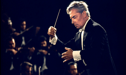 هربرت فون کارایان Herbert von Karajan