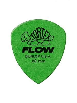 پیک گیتار Dunlop Tortex Flow 0.88mm