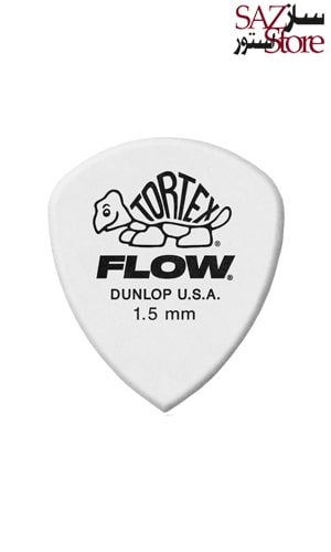پیک گیتار Dunlop Tortex Flow 1.50 mm