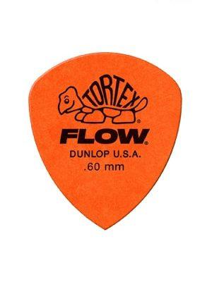 پیک گیتار Dunlop Tortex Flow 0.60mm