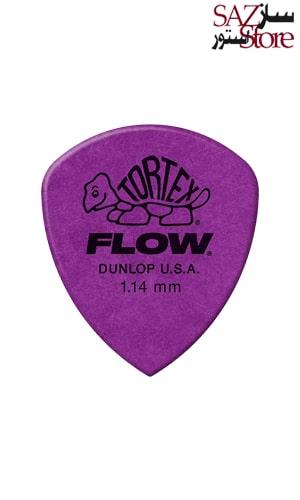 پیک گیتار Dunlop Tortex Flow 1.14 mm