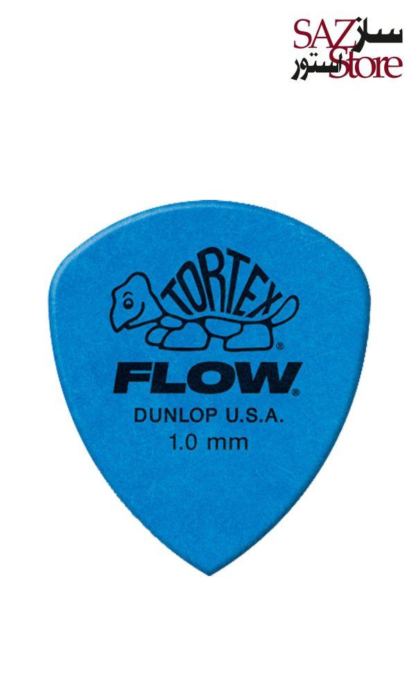 پیک گیتار Dunlop Tortex Flow 1.00mm
