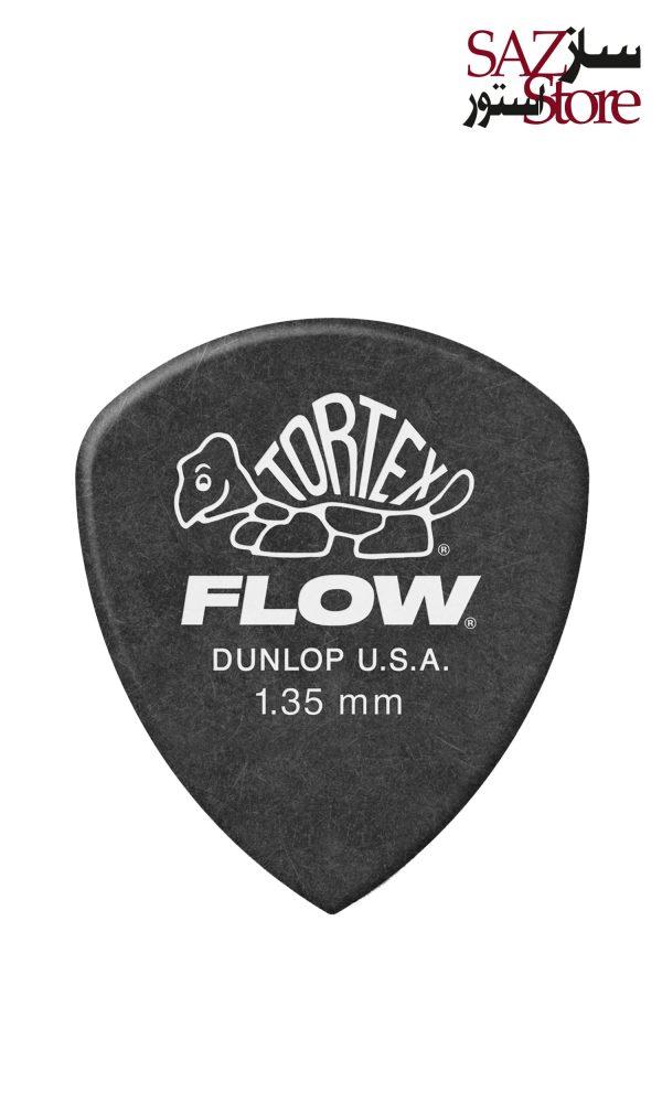 پیک گیتار Dunlop Tortex Flow 1.35 mm