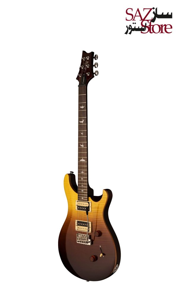گیتار الکتریک PRS SE Custom 24 Limited Edition Amber Fade