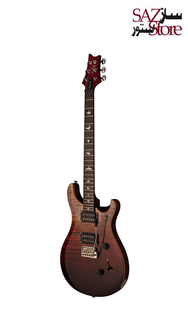 گیتار الکتریک PRS SE Custom 24 Limited Edition Charcoal Cherry Fade