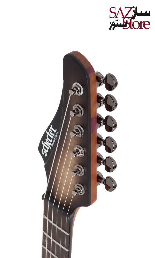 گیتار الکتریک Schecter Banshee Mach-6 Ember Burst