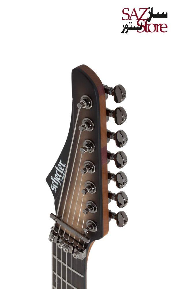 گیتار الکتریک Schecter Banshee Mach-7 FR S Ember Burst