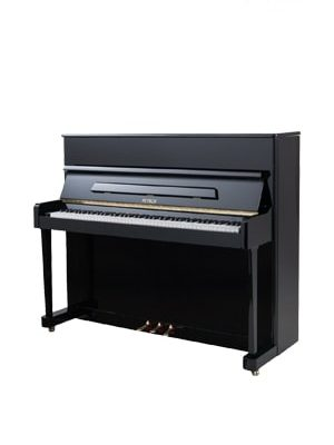 پیانو آکوستیک PETROF P 118 P1 BLK