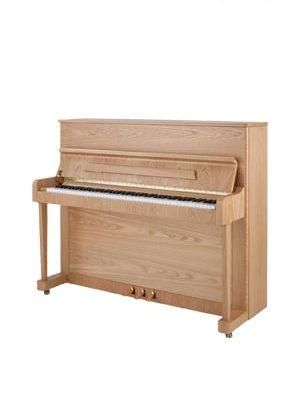 پیانو آکوستیک PETROF P 118 P1 Satin Oak