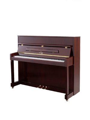 پیانو آکوستیک PETROF P 118 M1 High Polish Mahagony