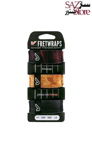پک سه تایی استرینگ میوتر FretWraps Wood SM