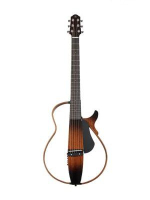 گیتار آکوستیک سایلنت Yamaha SLG200S Silent Guitar Tobacco Sunburst