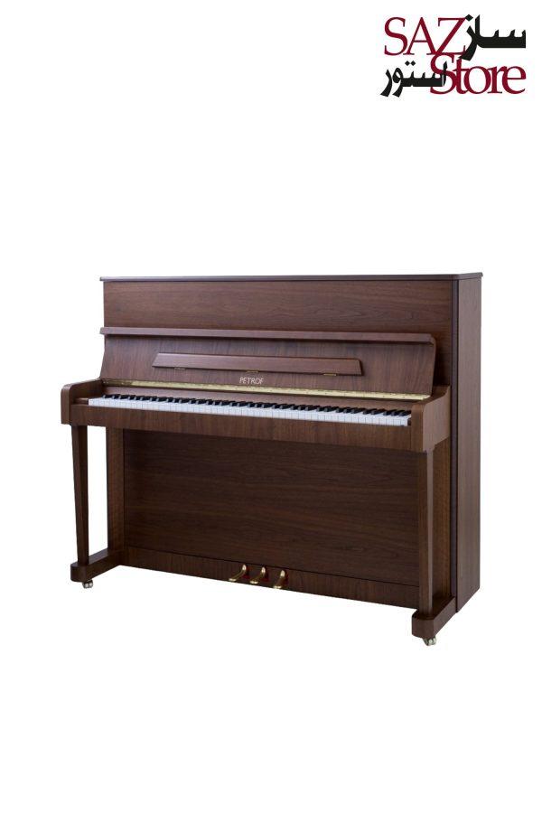 پیانو آکوستیک PETROF P 118 P1 High Polish Walnut