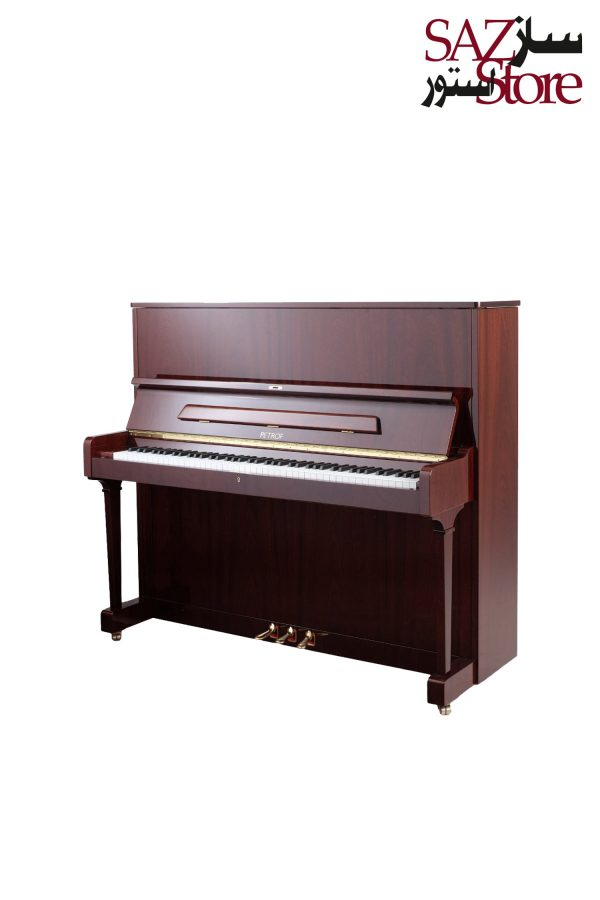 پیانو آکوستیک PETROF P 125 F1 High Polish Mahagony