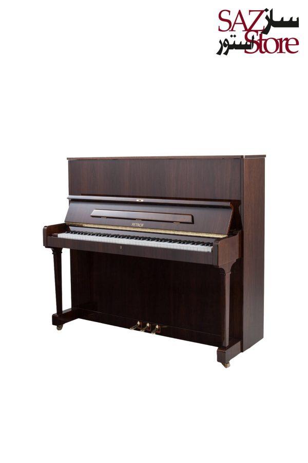 پیانو آکوستیک PETROF P 125 F1 High Polish Walnut