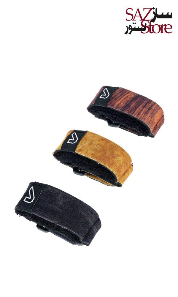 پک سه تایی استرینگ میوتر FretWraps Wood LG