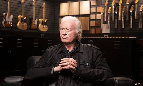 جیمی پیج Jimmy Page