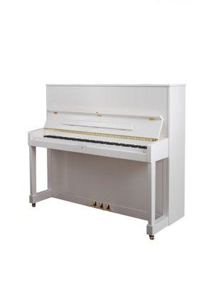 پیانو آکوستیک PETROF P 125 M1 WH