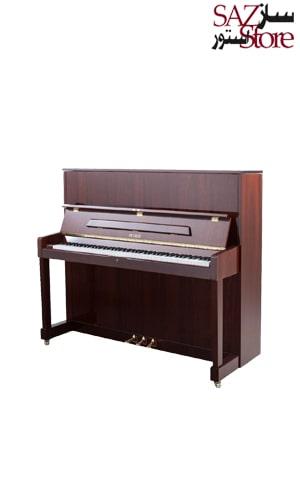 پیانو آکوستیک PETROF P 125 M1 High Polish Mahagony