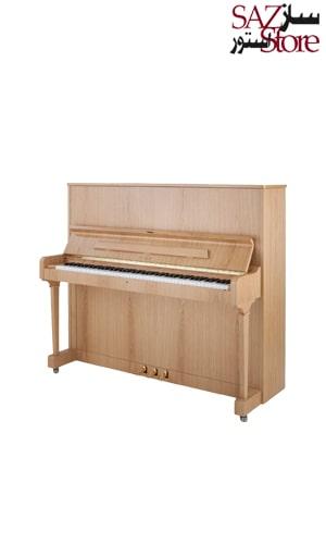 پیانو آکوستیک PETROF P 125 F1 Satin Oak
