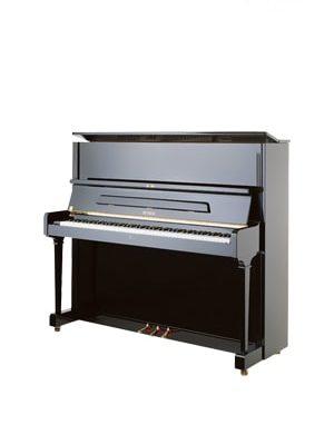پیانو آکوستیک PETROF P 125 G1 BLK