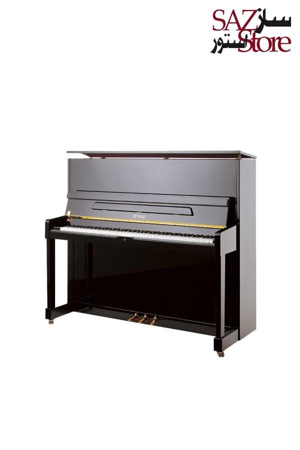 پیانو آکوستیک PETROF P 125 M1 BLK