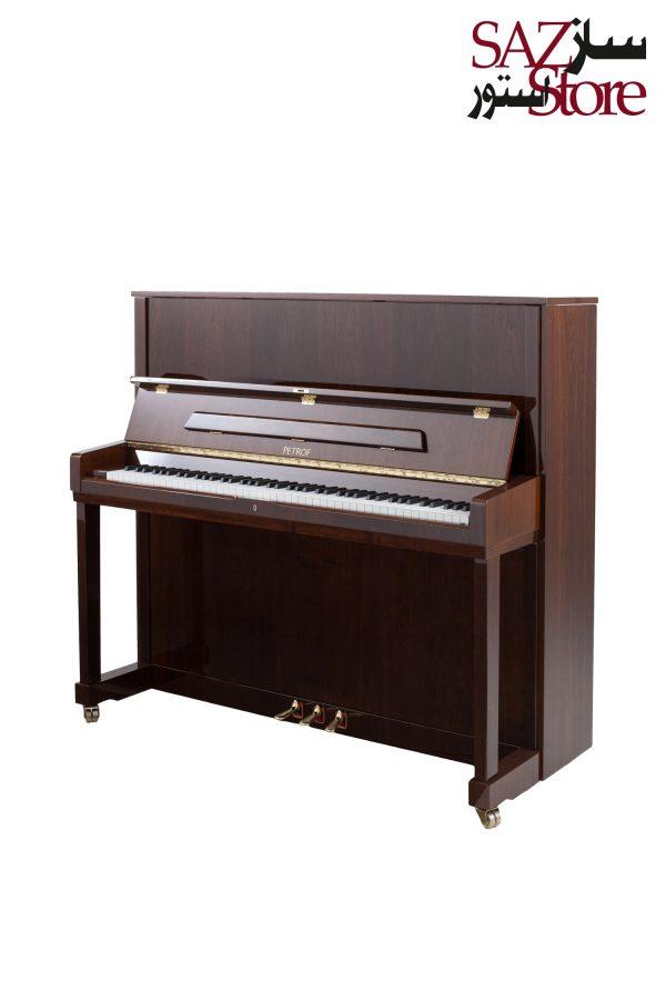 پیانو آکوستیک PETROF P 131 M1 High Polish Walnut