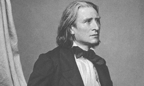 فرانتس لیستFranz Liszt