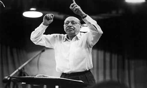 استراوینسکی Stravinsky