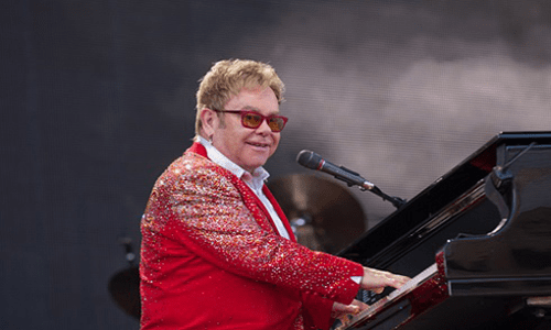 التون جان Elton John