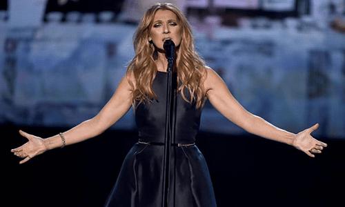 سلین دیون Celine Dion