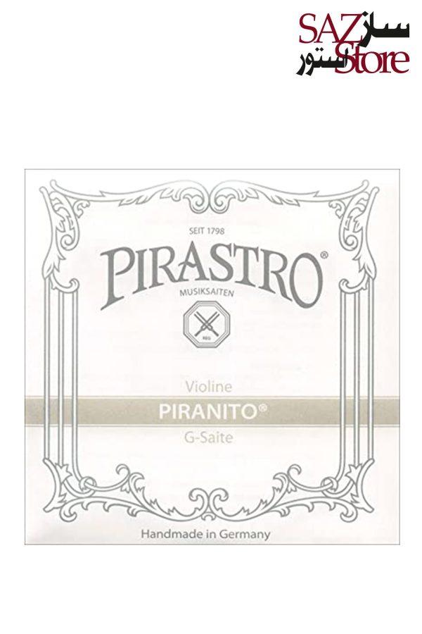 سیم ویولن Pirastro Piranito