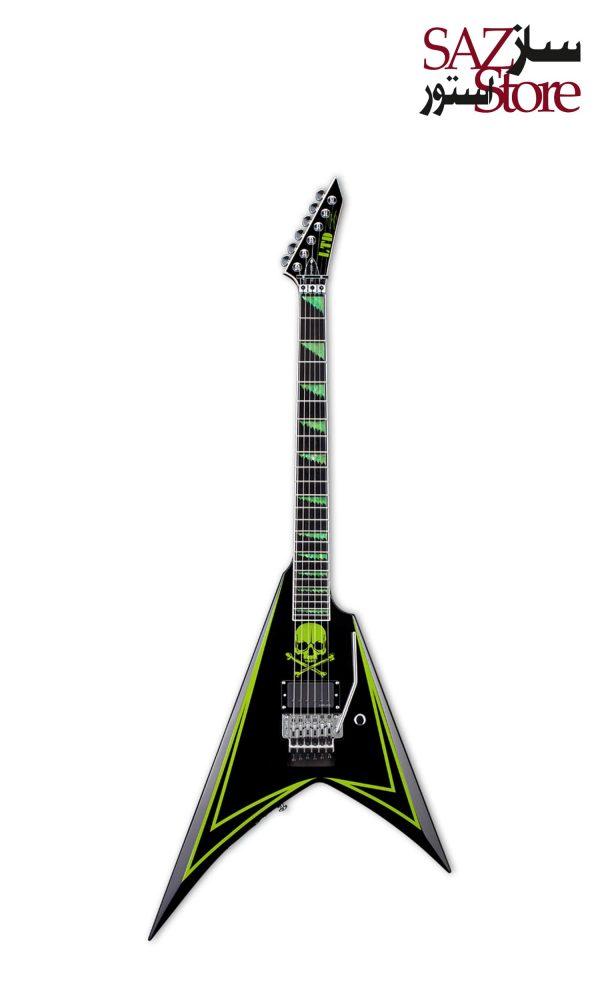 گیتار الکتریک ESP LTD ALEXI-600 GREENY