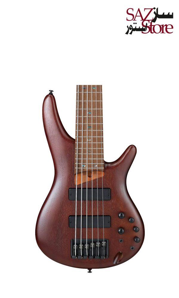 گیتار بیس Ibanez SR506E Brown Mahogany