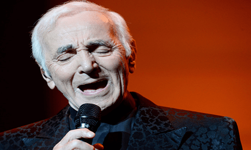 شارل آزناوور Charles Aznavour