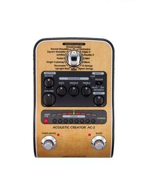 مولتی افکت گیتار آکوستیک Zoom AC-2