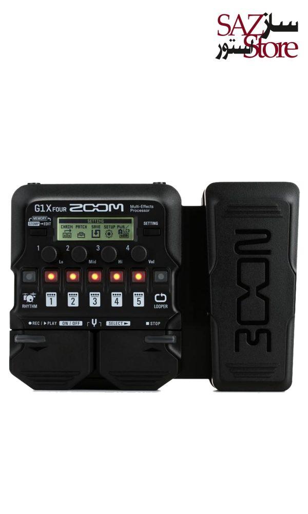 مولتی افکت Zoom G1X Four