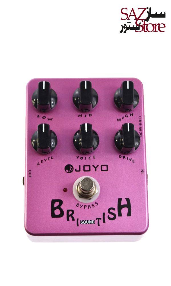 افکت صدا JOYO JF-16 British Sound