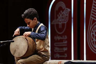 مرحله نهایی جشنواره موسیقی جوان