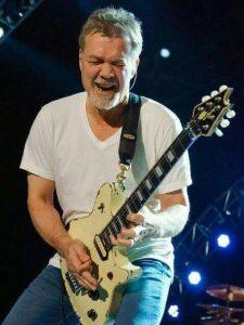 ادی ون هیلن Eddie Van Halen